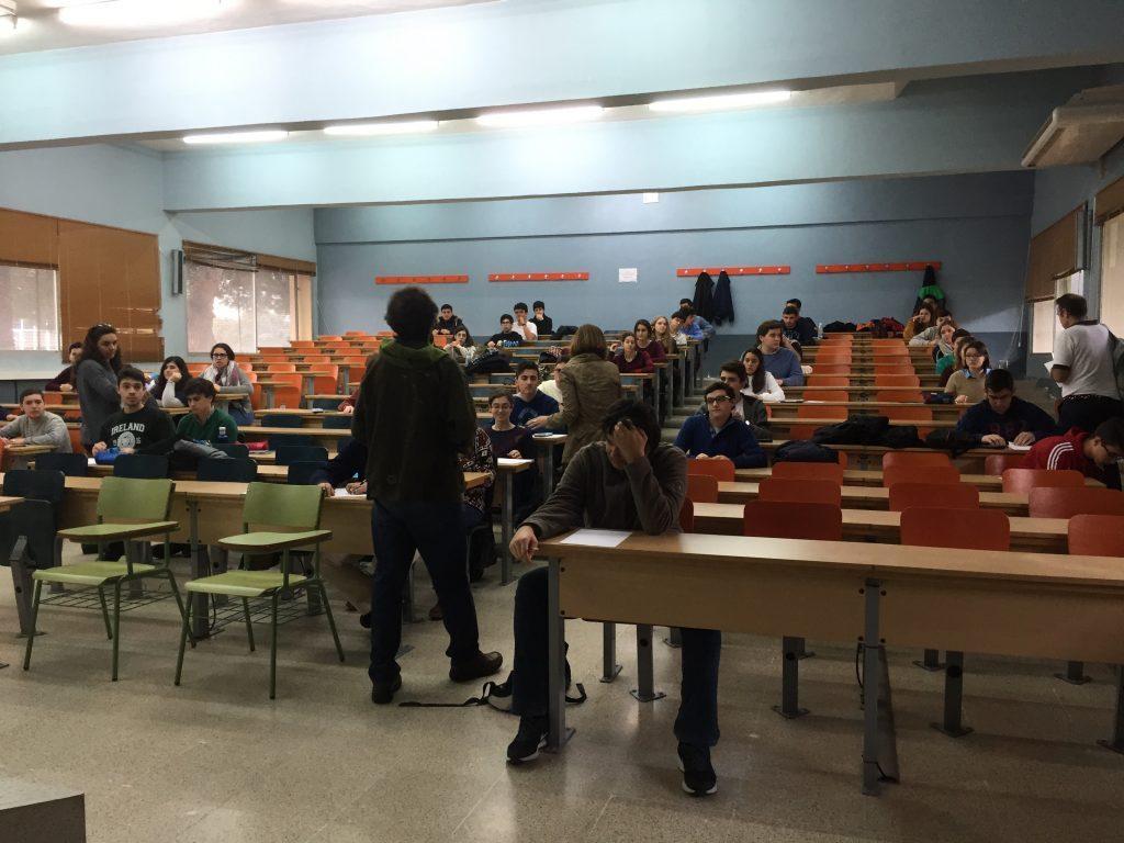Convocada plazas de alumnos colaboradores para el curso 18-19